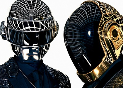 Daft Punk – Unmasked live, secret gig in Stuttgart 2013