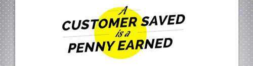 Stop Losing Money and Focus on Customer Service