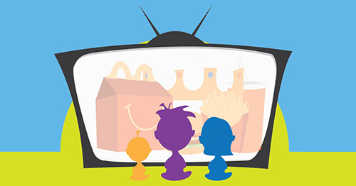 Infographic: Fast-Food TV Advertising Aimed At Kids